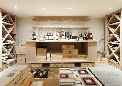 Home | Wine racks, glass rack and benches