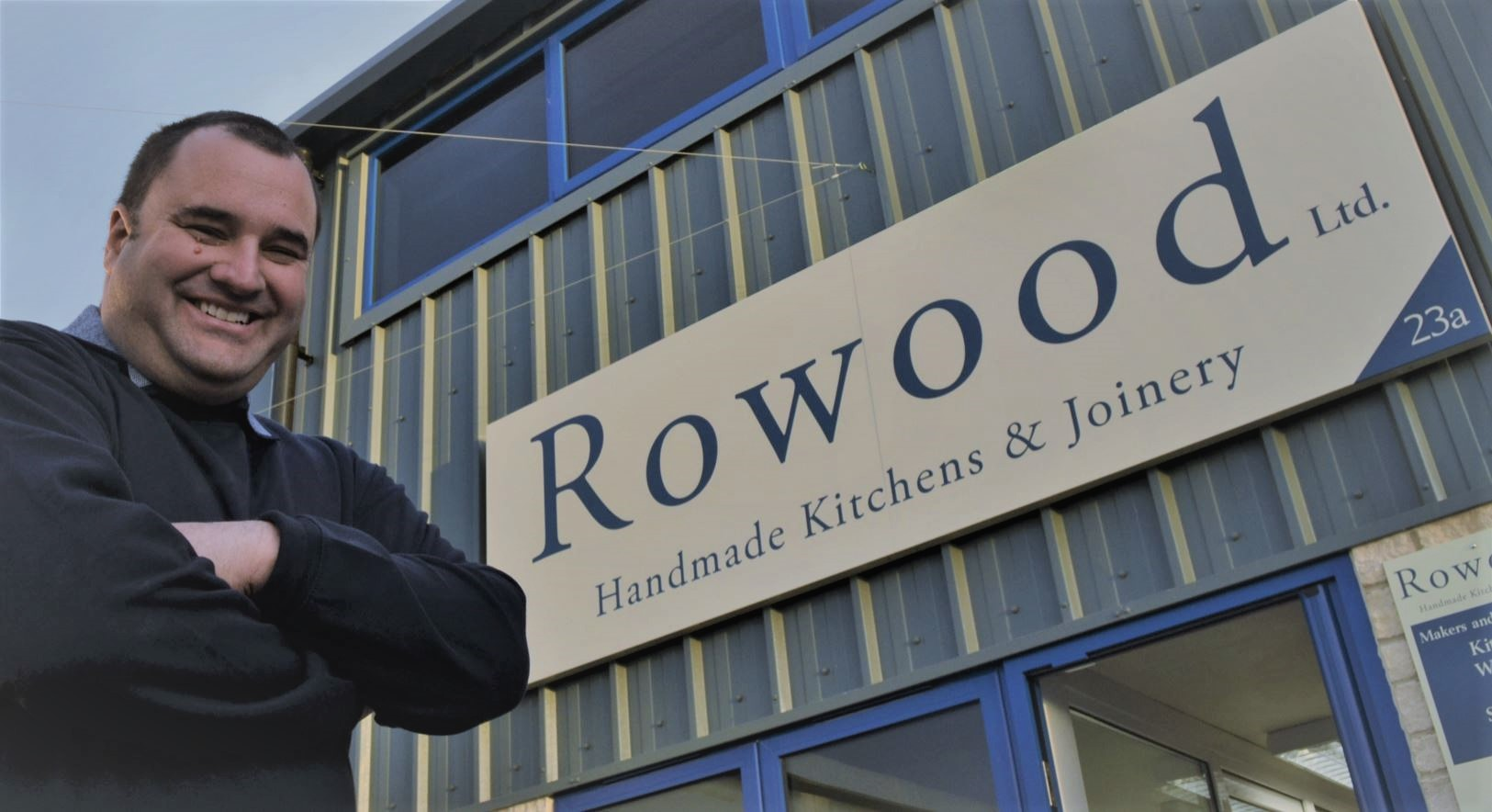 Nick Rowland, Director of RowoodLtd
